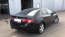 Михаил Honda Accord 2012